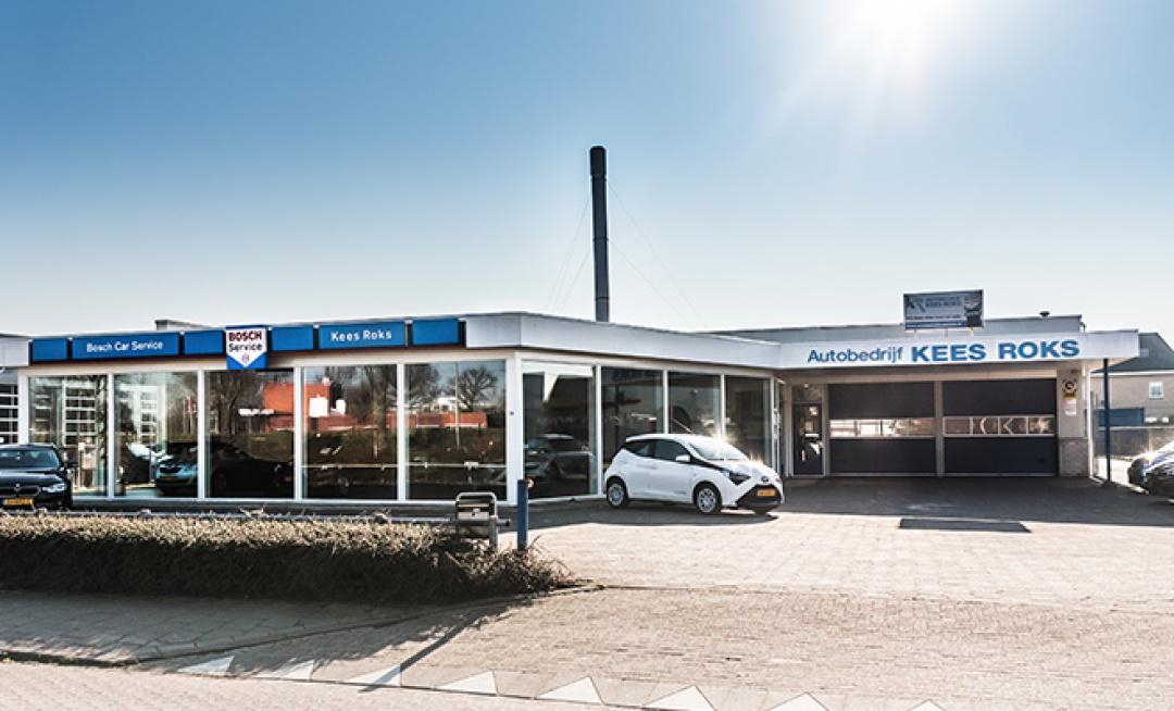 Autobedrijf Kees Roks-Roosendaal